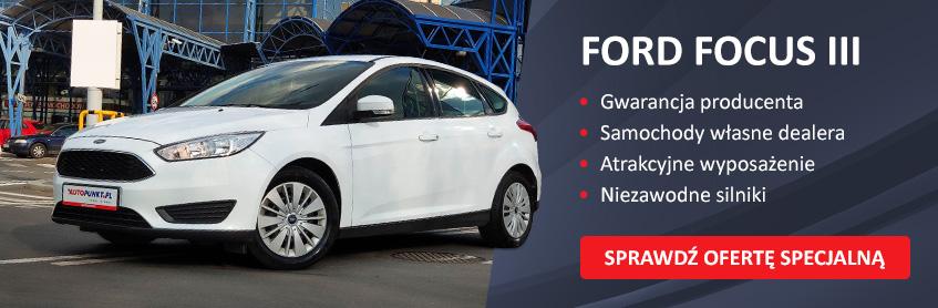Ford Focus Oferta Specjalna