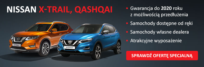 Nissan Oferta Specjalna